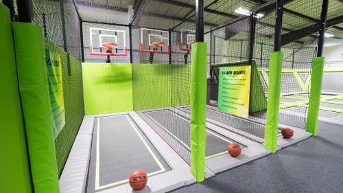 slam dunk court